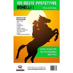 100 BUSTE PROTETTIVE BONELLI 1 (17,0 X 21,3)