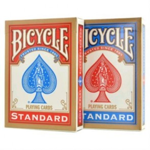 1033762 - BICYCLE - RIDER BACK INTERNATIONAL STANDARD INDEX BLU