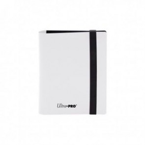 15363 - ALBUM 2 TASCHE - PRO BINDER ECLIPSE - ARCTIC WHITE