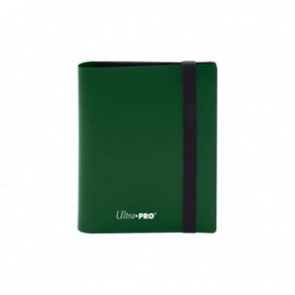 15368 - ALBUM 2 TASCHE - PRO BINDER ECLIPSE - FOREST GREEN