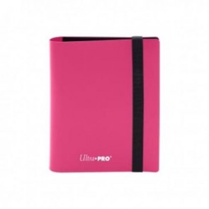15372 - ALBUM 2 TASCHE - PRO BINDER ECLIPSE - HOT PINK