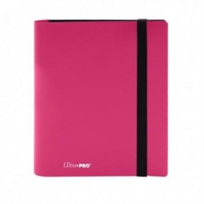15384 - ALBUM 4 TASCHE - PRO BINDER ECLIPSE - HOT PINK