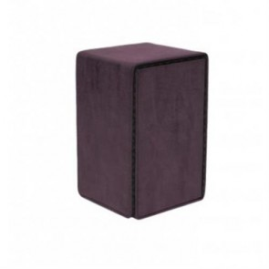 15484 - ALCOVE TOWER SUEDE COLLECTION - AMETHYST