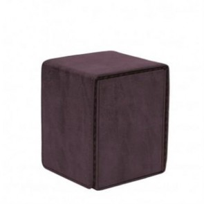 15485 - ALCOVE FLIP BOX SUEDE COLLECTION - AMETHYST