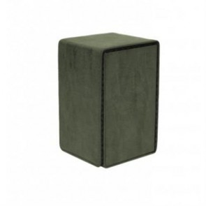 15491 - ALCOVE TOWER SUEDE COLLECTION - EMERALD