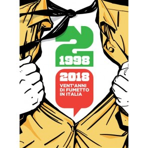 1998-2018: VENT'ANNI DI FUMETTO IN ITALIA