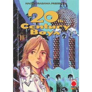 20TH CENTURY BOYS 10 - TERZA RISTAMPA