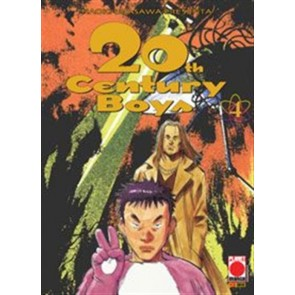20TH CENTURY BOYS 4 - QUARTA RISTAMPA