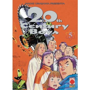 20TH CENTURY BOYS 5 - QUINTA RISTAMPA