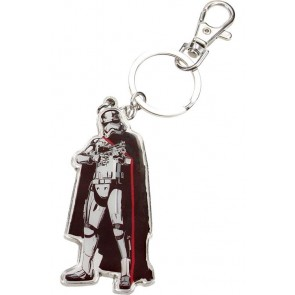 24286 - STAR WARS EPISODE VII - PORTACHIAVI IN METALLO - CAPTAIN PHASMA