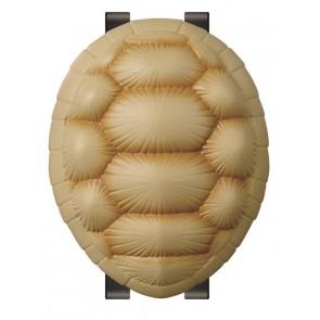 25595 - DRAGONBALL - MASTER ROSHI'S TURTLE SHELL ORIGINAL COLOR VER. - HANDY ACCESSORY - 10CM
