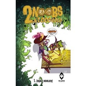 2NOOBS & 1000 GOLD 1: ZORAN E MEMLOCK! (BROSSURATO)