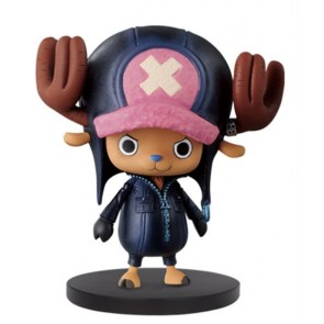 34438 - ONE PIECE FILM GOLD V.2 - DXF GRANDLINE MEN - CHOPPER - BANPRESTO STATUA 9CM