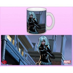 48925 - TAZZA - WOMEN OF MARVEL - BLACK CAT