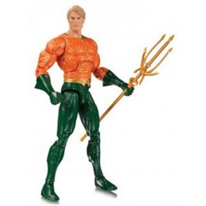 60787 - DC ESSENTIALS - AQUAMAN ACTION FIGURE 17CM