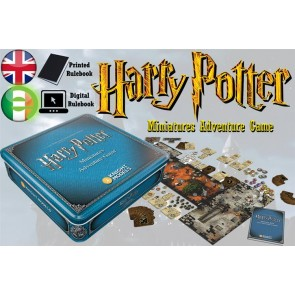 61318 - HARRY POTTER - MINIATURE ADVENTURE GAME