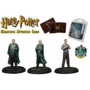 61320 - HARRY POTTER - MINIATURE ADVENTURE GAME - SLYTHERIN STUDENTS