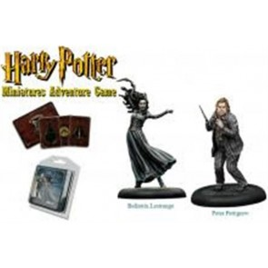 61322 - HARRY POTTER - MINIATURE ADVENTURE GAME - BELLATRIX & WORMTAIL