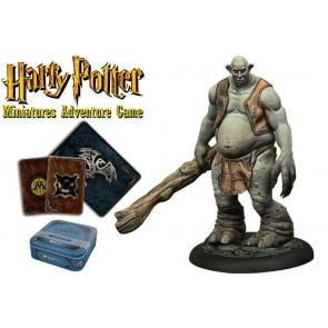 61328 - HARRY POTTER - MINIATURE ADVENTURE GAME - TROLL ADVENTURE PACK