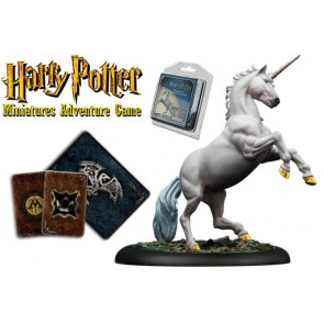 61330 - HARRY POTTER - MINIATURE ADVENTURE GAME - UNICORN ADVENTURE PACK