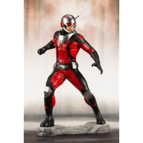 62382 - ASTONISHING ANTMAN & THE WASP - ANT-MAN ARTFX STATUE 19CM