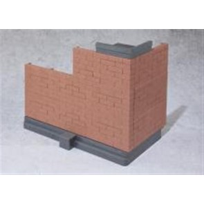 64439 - TAMASHII OPTION BRICK WALL BROWN VER.