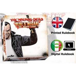 65388 - THE WALKING DEAD HERE'S NEGAN - THE BOARD GAME (ENG)