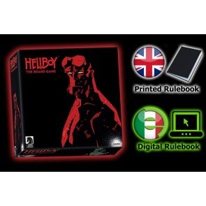 66759 - HELLBOY THE BOARD GAME - ENG