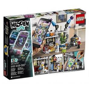 70418 - LEGO HIDDEN - IL LABORATORIO SPETTRALE DI J.B