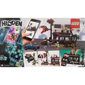 70422 - LEGO HIDDEN - ATTACCO ALLA CAPANNA DEI GAMBERETTI