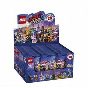 71023 - LEGO MINIFIGURES - MINIFIGURES FEBBRAIO - ESP. 60 PZ.