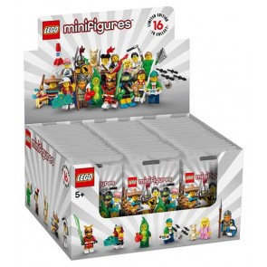 71027 - LEGO MINIFIGURES - MINIFIGURES MAGGIO - ESP. 60 PZ.