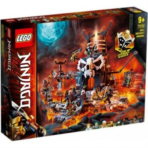 71722 - LEGO NINJAGO - LE SEGRETE DELLO STREGONE TESCHIO