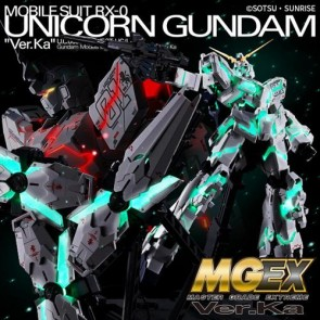 73088 - MGEX GUNDAM UNICORN VER KA 1/100