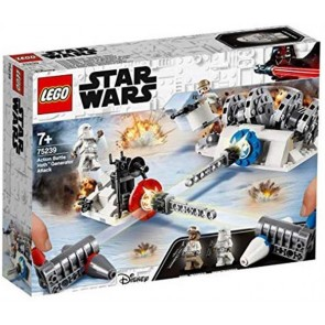 75239 - STAR WARS - ACTION BATTLE - ATTACCO AL GENERATORE DI HOTH