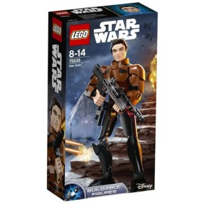75535 - LEGO STAR WARS ACTION FIGURE - HAN SOLO