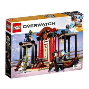 75971 - LEGO OVERWATCH - HANZO VS GENJI