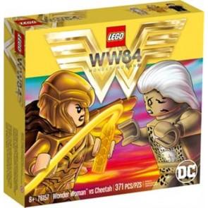 76157 - DC COMICS SUPER HEROES - WONDER WOMAN VS CHEETAH
