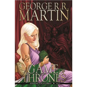 A GAME OF THRONES 11