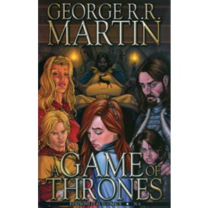A GAME OF THRONES 5 - FUMETTO ITALYCOMICS