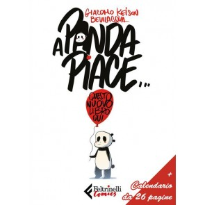 A PANDA PIACE (FELTRINELLI) - CON CALENDARIO