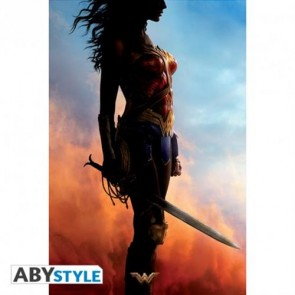 ABYDCO439 - DC COMICS - POSTER WONDER WOMAN MOVIE 91,5x61