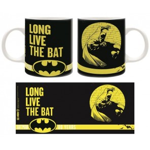 ABYMUG719 - DC COMICS - TAZZA 320ML - LONG LIVE THE BAT