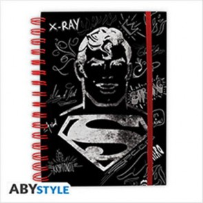 ABYNOT005 - DC COMICS - NOTEBOOK GRAPHIC SUPERMAN