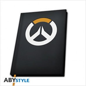 ABYNOT045 - OVERWATCH - A5 NOTEBOOK LOGO