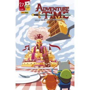 ADVENTURE TIME 27