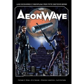AEON WAVE - DREAMLORD PRESS