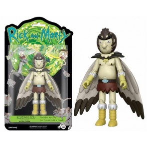 AF - RICK AND MORTY - BIRD PERSON ACTION FIGURE 12CM
