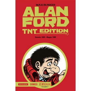 ALAN FORD TNT EDITION 22