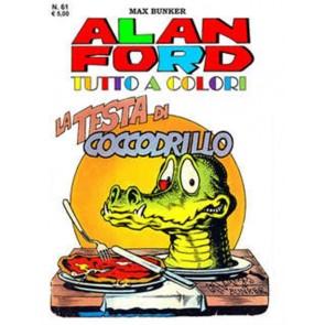 ALAN FORD TUTTO A COLORI  61